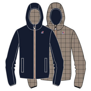 KWAY – JACQUES THERMO PLUS.2 DOUBLE